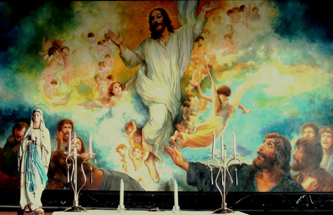 Jadwal Perayaan Ekaristi Kenaikan Tuhan