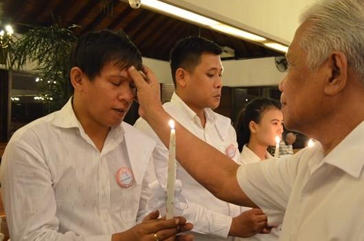 Rekoleksi Orang Tua Calon Baptis