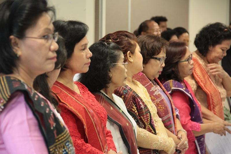 RAPAT ANGGOTA TAHUNAN/RAT 2018; Koperasi Kredit Budi Asih