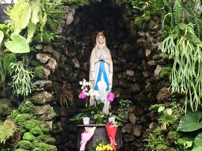 Perayaan Ekaristi Penutupan Bulan Maria