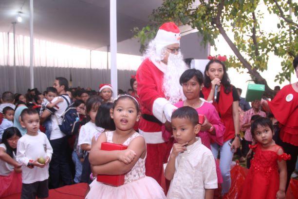 Bersama Santa