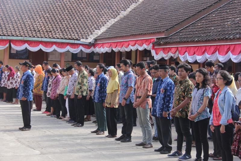 Kunjungan OMK ke Yogyakarta