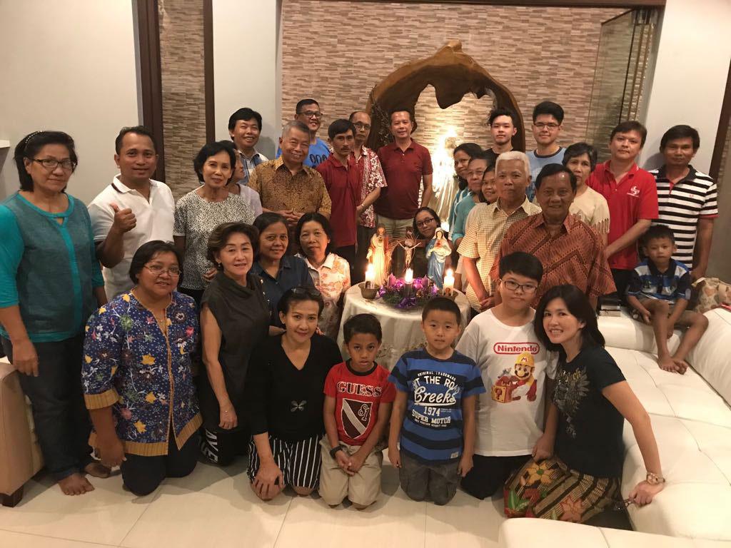 Ling Paulus - Sembhayangan advent1